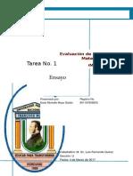 TAREA NO.1 EVALUACIÓN