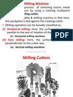 6 Milling Machine