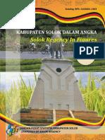 Kabupaten Solok Dalam Angka 2014