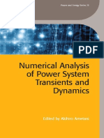 Numerical Analysis of Power System Transients and Dynamics.pdf
