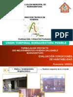 Formulacion Proyecto Vivienda Saludable Union Temporal Buenaventura