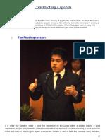49-Constructing a Speech (File 4)