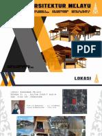 Arsitektur Melayu