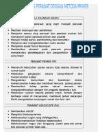 Gabungan Uraian Tugas Perawat Sp2kp