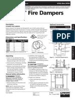 Fire Damper 2TFZ4_1