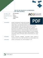 14004 ACOSAR WP 1 ACOSARDeliverableD11LiteratureReviewpdf