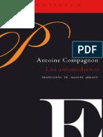 Compagnon Antoine - Los Antimodernos.pdf