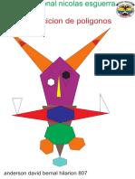 COMPOCICION DE POLIGONOS