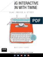 Writing Interactiv e Fiction With Twine