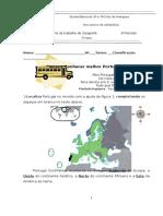 Correccao Da Ficha de Trabalho de Portugal