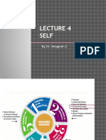 Lecture 4 Self Student