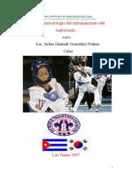 Eb Teoriametodologtaekwondo