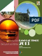 KCDA Banggae Timur 2013 - Bappeda