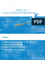 ZXUN USPP V4(HLR)-BC-EN-Installation and Commissioning-Data Planning-139.ppt