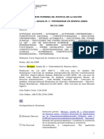 c.s.j.n. - Monges, Analía m. c. Universidad de Buenos Aires -26!12!96