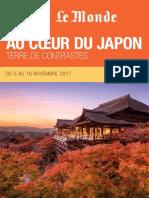 Voyage au cœur du Japon