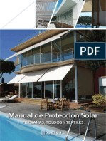 Manual Proteccion Solar - ASEFAVE 2016