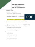 Informe Cpriun2017 Fcnaturales Tutores