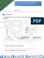 Caracterización de Situaciones de Su Diario Vivir Asociadas a Cambio y Variación. (2)
