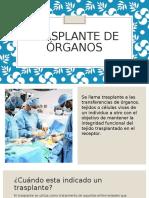 TRASPLANTE DE ORGANOS.pptx