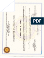 Automation Trng Certificates_ Charlton S. Inao