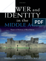 Power and Identity in the Middle Ages Essays in Memory of Rees Davies by Huw Pryce