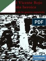Espana Heroica - Vicente Rojo