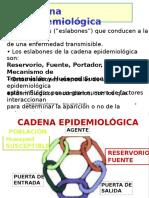 Cadena Epidemiologica 2014