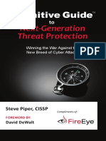 FireEye - Definitive Guide to Next-Generation Threat Protection