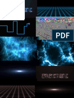 title sequence moodboard