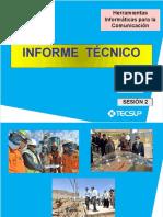 Unidad 2_Informe Técnico