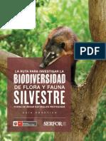 La Ruta Para Investigar La Biodiversidad de Flora y Fauna Silvestre