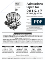 XII CBSE 2016 Physics