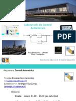 Información Laboratorio de CA