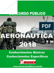 APOSTILA AERONÁUTICA EAOEAR 2018 ENGENHARIA CIVIL + VÍDEO AULAS