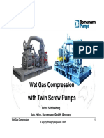 2005-A-4 - Wet-gas-compression With Twin Screw Pumps