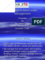 Mission 3 - FCM- Drainage & Stormwater Calculations (Nov7, 0