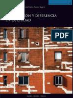 Segregacion y diferencia Ciudad