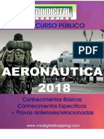 APOSTILA AERONÁUTICA EAOAP 2018 ANALISTA DE SISTEMAS - 2 VOLUMES
