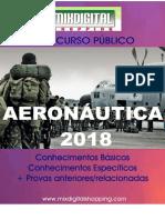 APOSTILA AERONÁUTICA EAOAP 2018 PEDAGOGIA - 2 VOLUMES