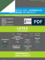 Marco Jurídico Del Comercio Exterior en México