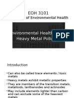 L7-2 Heavy Metal Pollution