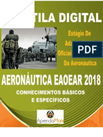 APOSTILA AERONÁUTICA EAOEAR 2018 ENGENHARIA CIVIL + BRINDES