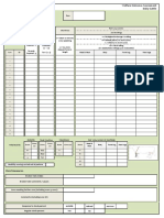 AssureWel Dairy Scoresheet - Generic