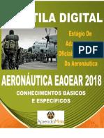 APOSTILA AERONÁUTICA EAOEAR 2018 ENGENHARIA ELETRÔNICA + BRINDES