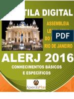 APOSTILA ALERJ 2016 CIÊNCIAS CONTÁBEIS + BRINDES