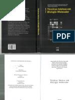 Técnicas Básicas Em Biologia Molecular0001.Compressed