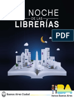 Programacion Noche de Librerias 2017