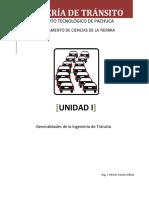 Material de Apoyo UNIDAD I[1] ingenieria del transito