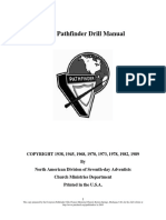 nad sda pathfinder drill manual hand sports rh scribd com pathfinder club administrative manual adventist youth pathfinder administrative manual